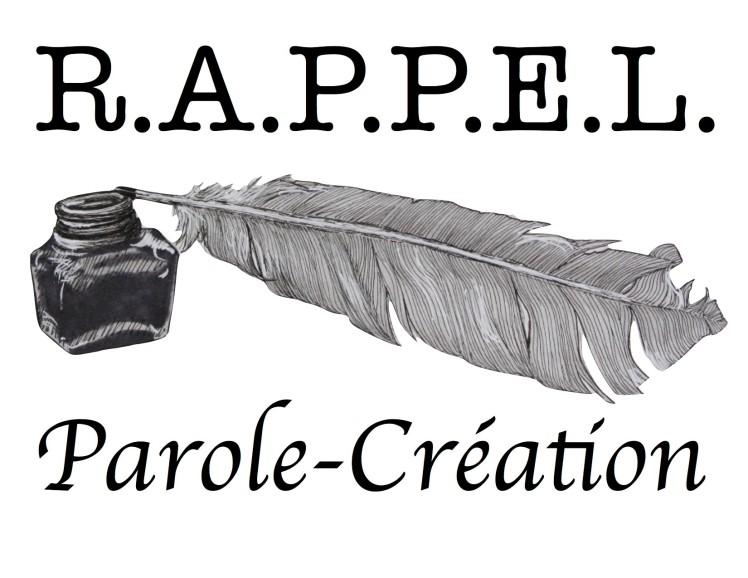 Logo RAPPEL création Béa jpeg