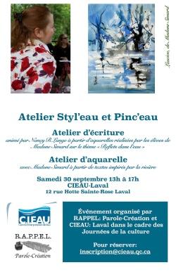 Styleau et Pinceau