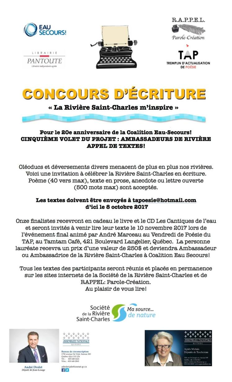 Concours Riv St-Charles