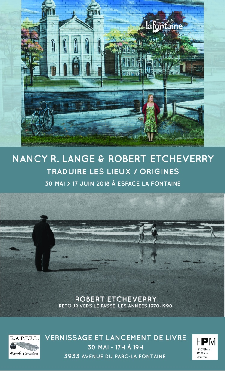 Vernissage + Nancy
