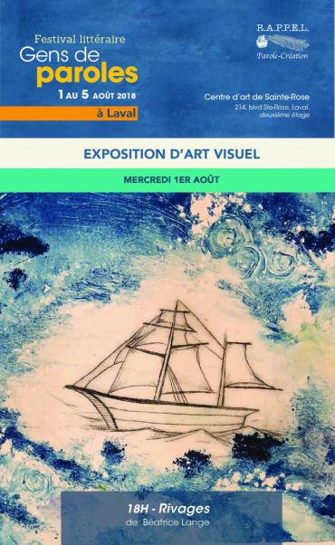 Expo art visuel