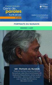 Portraits du Nunavik