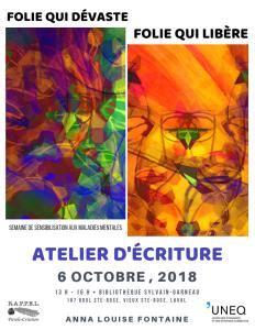 Atelier Anna Louise oct 2018